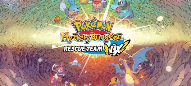 <em>Pokémon Mystery Dungeon: Rescue Team DX</em>