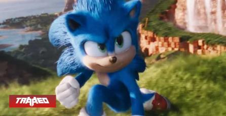 Sonic: La Película recauda en Chile más de 2,5 millones de dólares