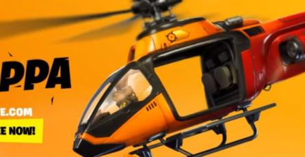 <em>Fortnite</em>: los helicópteros llegaron al Battle Royale, pero son más débiles de lo que crees