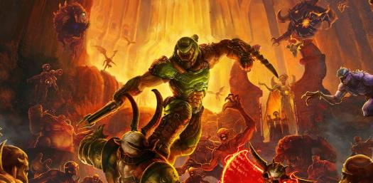 <em>Doom Eternal </em>