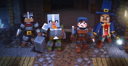 Estreno de <em>Minecraft: Dungeons</em> está en riesgo por coronavirus