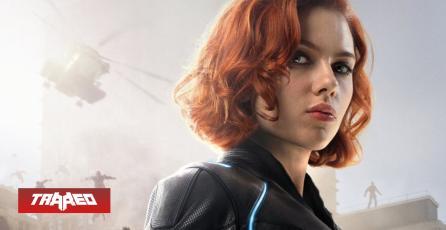 Se posterga el estreno de Black Widow debido al coronavirus