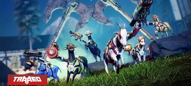 Goat of Duty se puede canjear gratis hasta el 31 de marzo en Steam