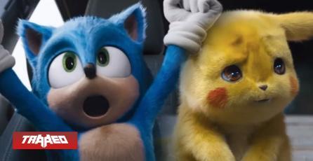 Sonic The Movie destrona a Detective Pikachu como la película de videojuegos más exitosa