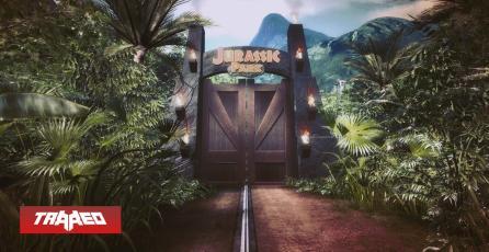 Jurassic Park Life: el mod de Half-Life 2 está casi terminado
