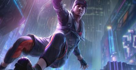 <em>Free Fire</em>: conoce a Jota, el especialista en parkour y nuevo personaje del juego