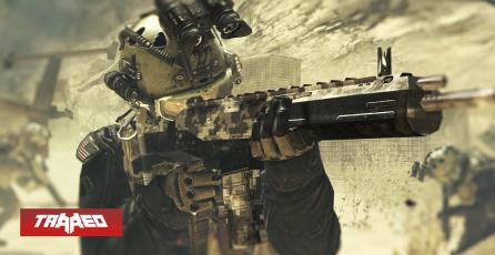Call of Duty: Modern Warfare 2 Remaster es filtrado por Rating en Corea