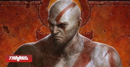 Comic de God of War revelará qué fue lo que hizo Kratos antes del último juego