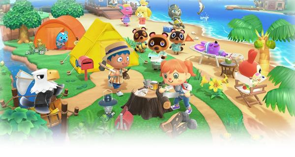 <em>Animal Crossing: New Horizons</em>