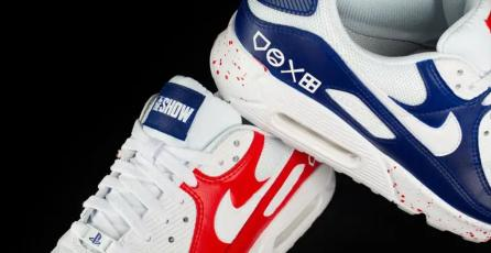 Nike anuncia nuevos tenis de PlayStation, pero no podrás comprarlos
