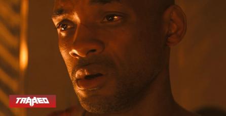 "Will Smith: ""'Soy Leyenda' me ayudó a enfrentar el Coronavirus"""