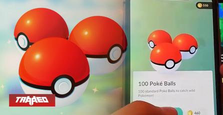 "Pokémon GO! ""regalará"" 100 Poké Balls para jugar en Cuarentena"