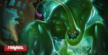 League of Legends: Zac ostenta más de 1000 días sin recibir una skin