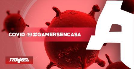 #GamersEnCasa: Quédate jugando y respeta la Cuarentena
