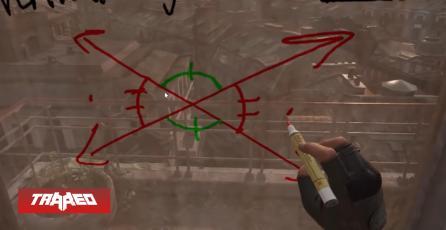 Profesor da clases de matemáticas a través de Half-Life: Alyx
