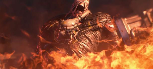 ¡Tiembla, Nemesis! Thomas el tren ya llegó a <em>Resident Evil 3 Remake</em>