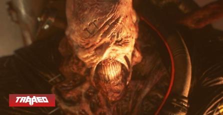 Mod convierte todos los zombies de Resident Evil 3 Demo en Nemesis