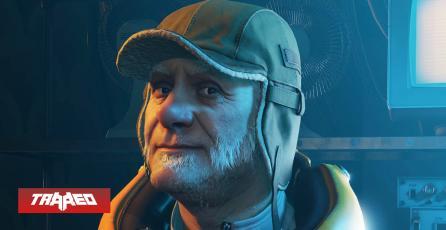 Half-Life Alyx se puede jugar con Teclado y Mouse, sin usar el Steam VR