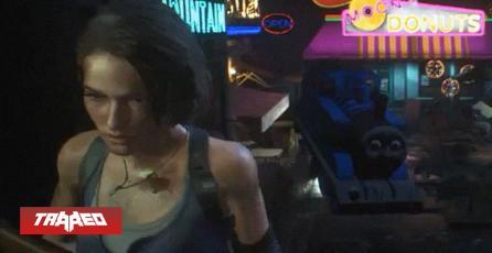 Creepy: Llevan a Thomas como reemplazo de Nemesis en Resident Evil 3 Remake