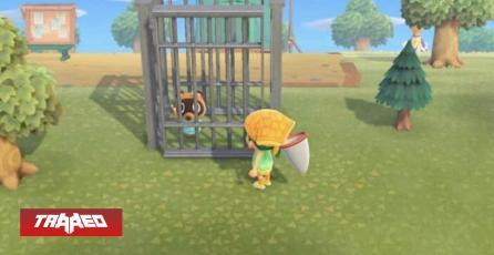 La nueva moda de Animal Crossing: secuestro de NPC