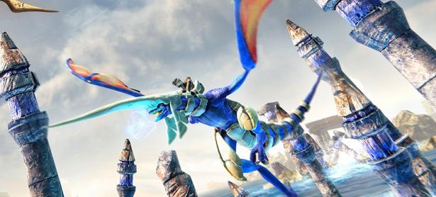 ¡<em>Panzer Dragoon: Remake</em> debutó por sorpresa como exclusivo temporal en Switch!