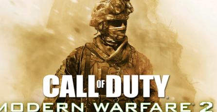 Se filtra imagen del supuesto remaster de <em>Call of Duty: Modern Warfare 2</em>