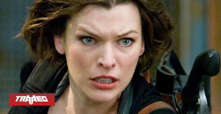 Resident Evil tendría 2da serie en Netflix con Milla Jovovich de regreso