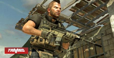 Remasterización de Call of Duty Modern Warfare 2 sería solo para su campaña