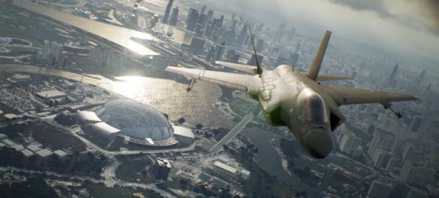 <em>Ace Combat 7</em> celebrará el 25.° aniversario de la franquicia