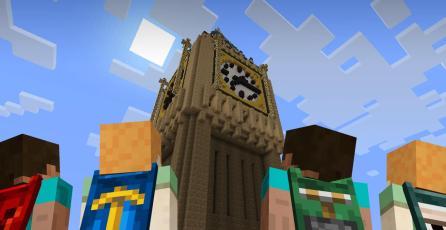 Jugadores quieren recrear todo el mundo en <em>Minecraft</em> y necesitan tu ayuda