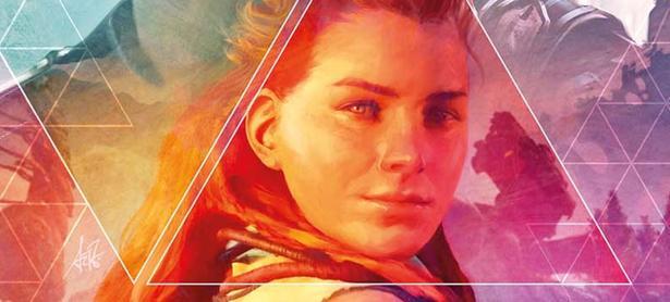 Habrá un cómic de <em>Horizon: Zero Dawn</em> y será una precuela del juego
