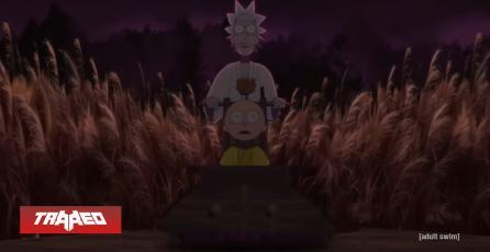 Rick and Morty estrena un brutal corto de ninjas y samuráis