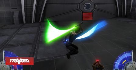 Crossplay accidental está causando la aniquilación de nuevos jugadores de Jedi Academy