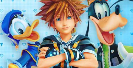 Nomura: 2 juegos de <em>Kingdom Hearts</em> están en desarrollo