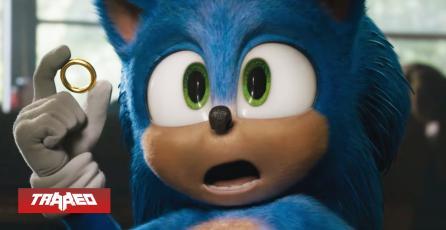 Sonic La película llega en streaming digital a poco más de un mes de su estreno