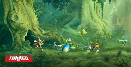 Ubisoft regala Rayman Legends hasta el 3 de abril