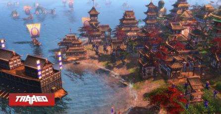 Age of Empires III: Definitive Edition da inicio a la beta multiplayer
