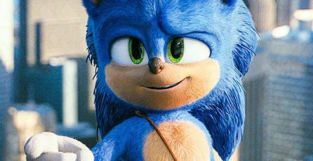 Mira los primeros minutos de <em>Sonic La Película</em> en formato digital