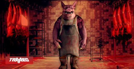 Human Farm: El simulador de cerdo dueño de una carnicería humana