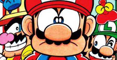 <em>Super Mario Bros.</em> tiene un manga y muy pronto llegará a América