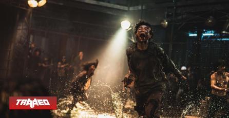 Train to Busan 2: estrena trailer del nuevo film, Península