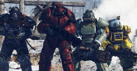 Bethesda confirma nueva fecha de estreno para <em>Fallout 76</em> en Steam