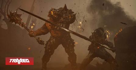 Trailer de Mortal Shell, el RPG inspirado en Dark Souls