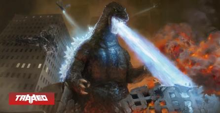 Magic: The Gathering incluirá a Godzilla en un su nuevo set