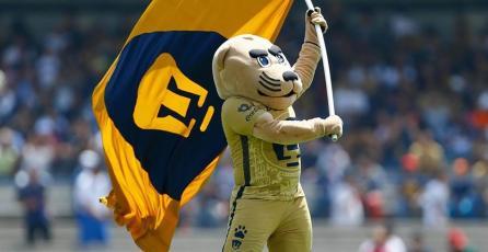 ¿Extrañas el futbol? La mascota de los Pumas te invita a echar la reta en <em>FIFA 20</em>