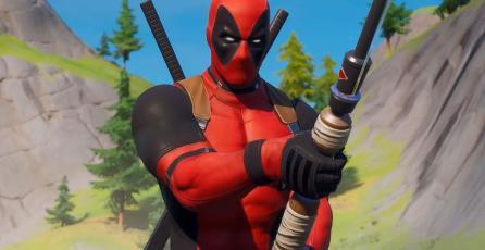 Deadpool llegó a <em>Fortnite: Battle Royale</em> y así puedes conseguirlo