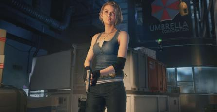 Capcom festeja debut de <em>Resident Evil 3 Remake</em> con un genial trailer