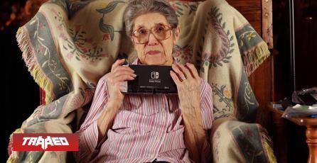 La abuela que tiene más de 4 mil horas en Animal Crossing, finalmente jugó New Horizons
