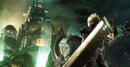 <em>Final Fantasy VII Remake</em>
