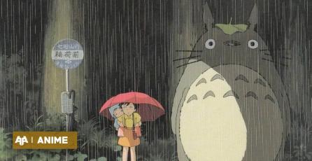 La parada de bus de Mi Vecino Totoro es recreada en la vida real